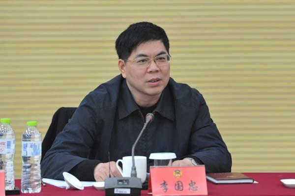青海省格尔木市委原书记李国忠