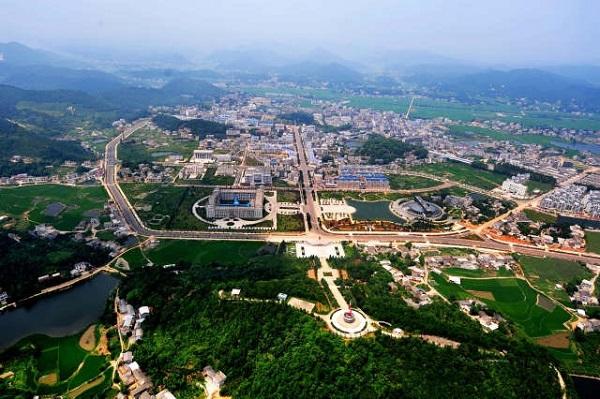 湘潭韶山风景区