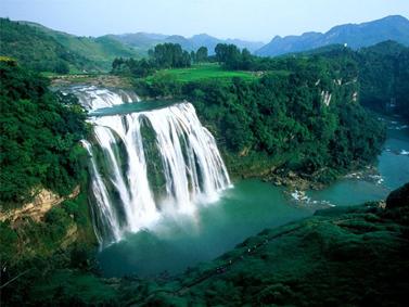 贵州织金半岛温泉