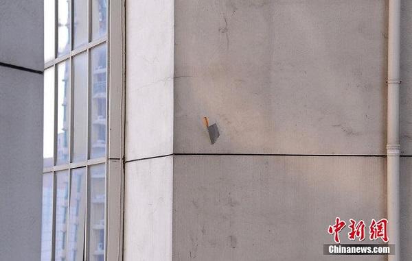 外墙窗户边框水泥造型