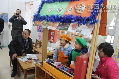 """韶山市艺术幼儿园""""室内外区域活动"""""""