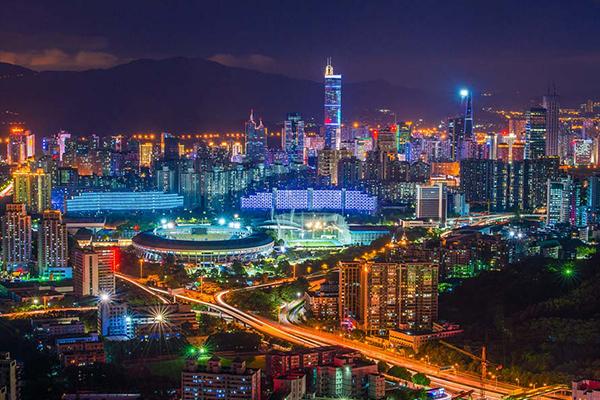 中国最美城市夜景