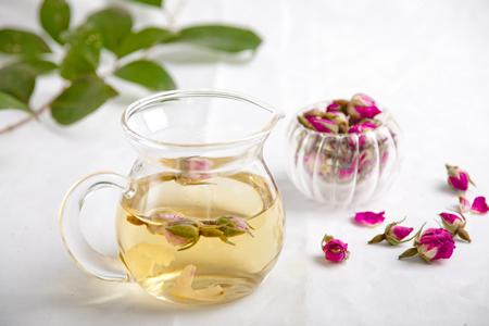 花茶搭配种类越多,其功效越多