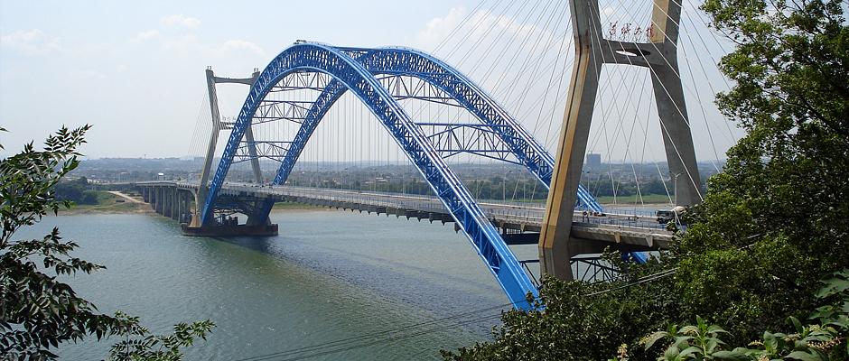 湘潭四大桥